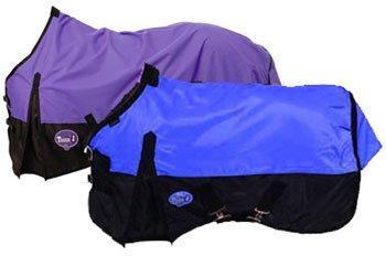 Tough 1 420D Waterproof Miniature Sheet, Purple, 46'' by Tough 1