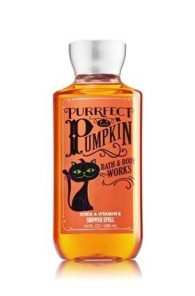 Bath and Body Works Purrfect Pumpkin Shower Gel 10 Oz/295 ml for $<!--$11.97-->