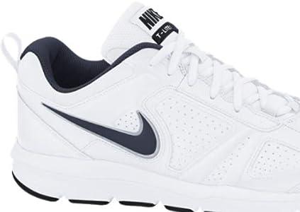 Nike T-Lite 11, Zapatillas de Cross Training para Hombre, Blanco (White/Black/Obsidian), 44 EU: Nike: Amazon.es: Deportes y aire libre