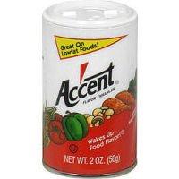 Accent All Natural Flavor Enhancer, 32 oz