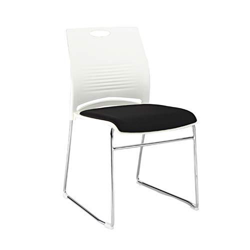 QFF-Silla de oficina simple silla de oficina, silla ejecutiva de carreras, silla de oficina, silla de ordenador, silla de juegos, silla de ordenador, color N.º 2