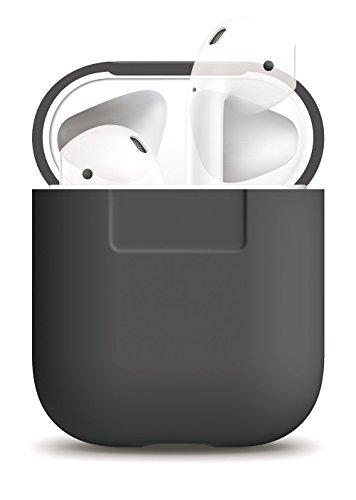 elago AirPods Silicone Case Dark
