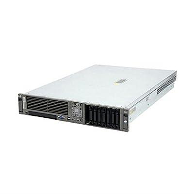 HP ProLiant DL380 G5 64-bit Server with 2xQuad-Core E5420 Xeon 2.5GHz CPUs + 24GB RAM + 8x146GB 10K SAS HDD, RAID, NO OS