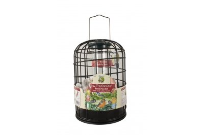 Wh Protected Die Cast Seed Feeder (size: 20cm - 2 Port)