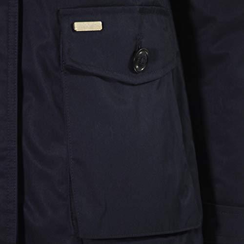 Woolrich Wwcps2685 Giaccone Donna Nero Navy S lm10 Scarlett nc8pR61Wcr