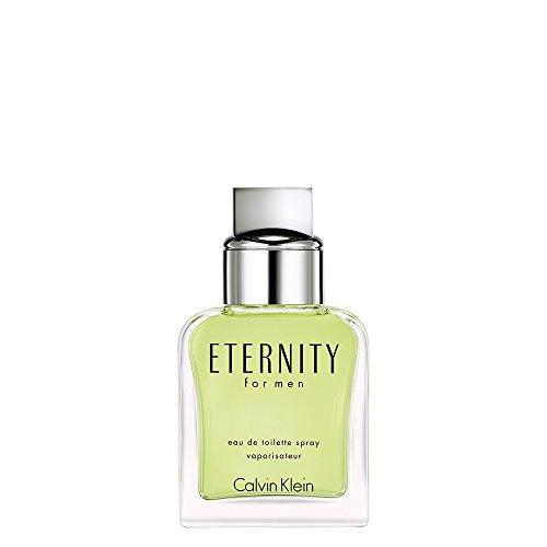 Calvin Klein ETERNITY for Men Eau de Toilette, 1 fl. oz. (For Men Cologne Klein Calvin)