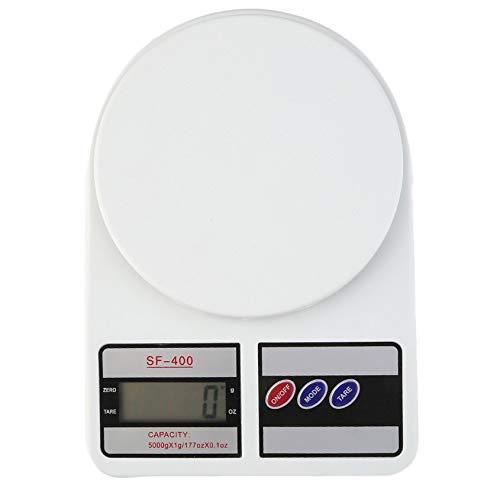 Digitale Küchenwaage Elektronische Waage Gewicht LCD Display Tara-Funktion