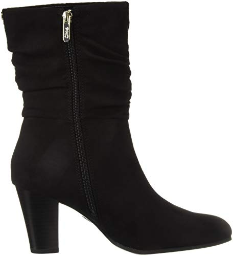 Black Fashion Women's Whitney Microsuede Boot Sam Edelman qXwgExt8