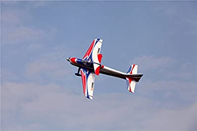 "FMS F3A Olympus RC Airplane 1400mm (55.1"") Wingspan 4ch Aerobatic 3D PNP RC Model Plane Aircraft"