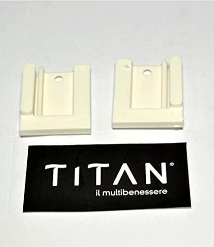 Titan Fine Carrera mampara de Ducha de 1 Unidades.: Amazon.es: Hogar