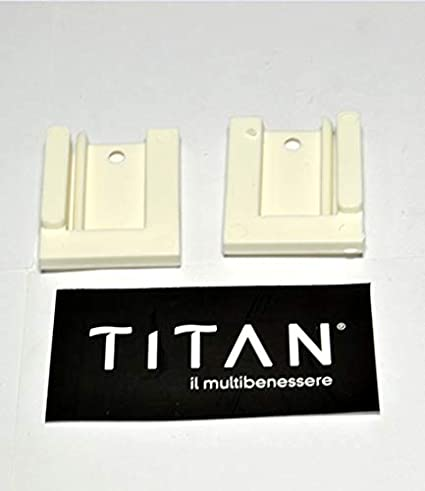 Titan fine corsa box doccia 1 pz.: Amazon.it: Casa e cucina