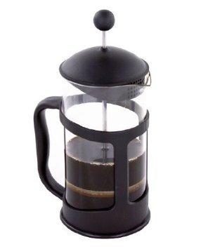 Professional French Press Coffee Maker – Stylish Glass French Press Coffee Press & Tea Maker