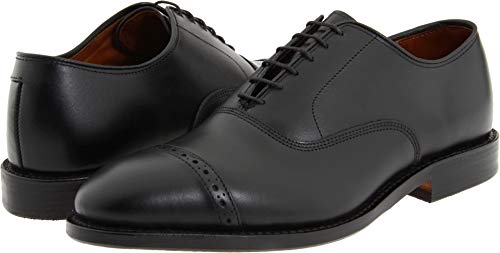 - Allen Edmonds Men's Fifth Avenue Black Calf 11.5 E US