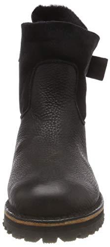 Bottes Shs0291 Souples Shabbies 0001 Noir Femme Amsterdam qgpEwfxC