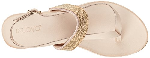 Sandals Women's Inuovo Strap Pink 8449 Blush Ankle 464qwU0S