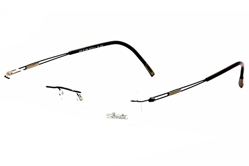 Silhouette Eyeglasses Titan Next Gen Chassis 5227 6058 Optical Frame 17x145mm