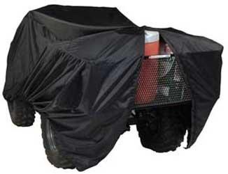 Dowco Guardian 26052-00 Indoor/Outdoor Water Resistant 4 Passenger UTV Cover: Black, Up To 130