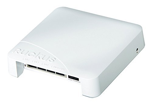 Ruckus Wireless Zoneflex 7055 802.11N Dual Band Concurrent Wall Switch Access Point ()