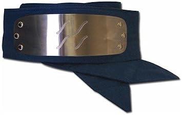 Great Eastern (GE-7729) Naruto Mist Village Logo Headband