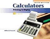 img - for Electronic Calculators: Printing & Display (Kh - Office Machines Series) book / textbook / text book