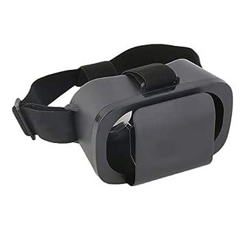 Réalité virtuelle Universelle des Verres visuels Noirs Noirs de la vidéo 3D  pour 4.7~6 quot bf4463c26311