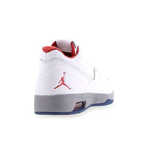 Nike  845043-005,  Herren Turnschuhe white fire red true blue 102
