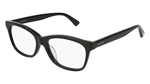Gucci GG 0162 OA- 001 BLACK Eyeglasses