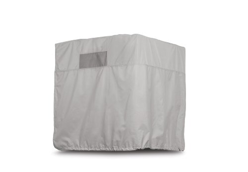 "Classic Accessories 52-028-161001-00 Side Draft Evaporation Cooler Cover, 28"" W x 28"" D x 34"" H (3 Sided draft cooler)"