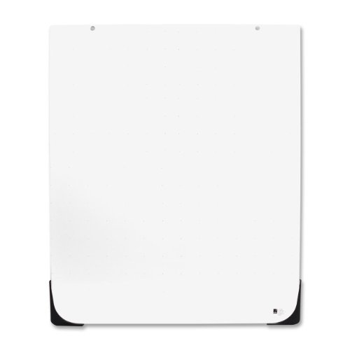 Quartet® Duramax® Total Erase® Dry Erase Board BOARD,DURAMAX,DBLSIDE,WE (Pack of2)