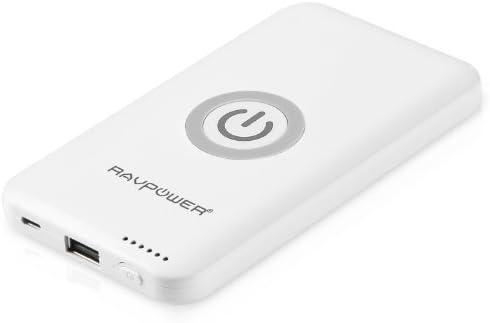 Cargador Inalámbrico RAVPower Tecnología Qi, Cargador Batería ...
