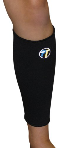 (Pro-Tec Athletics Calf Sleeve (Black, X-Large))
