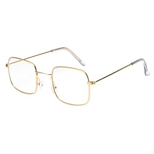 Juleya finas Somen pequeñas rectangulares de Gafas cuadradas Gafas Men de sol sol C3 t1qwIIp