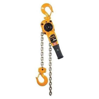Lever Chain Hoist, 15 ft. Lift, 1500 lb.