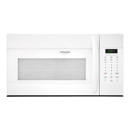 Frigidaire FGMV176NTW Gallery Series 30 Inch Over the Range