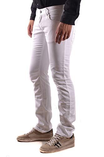 Homme Jeans Blanc Mcbi30610 Richmond Coton Pxq7BB
