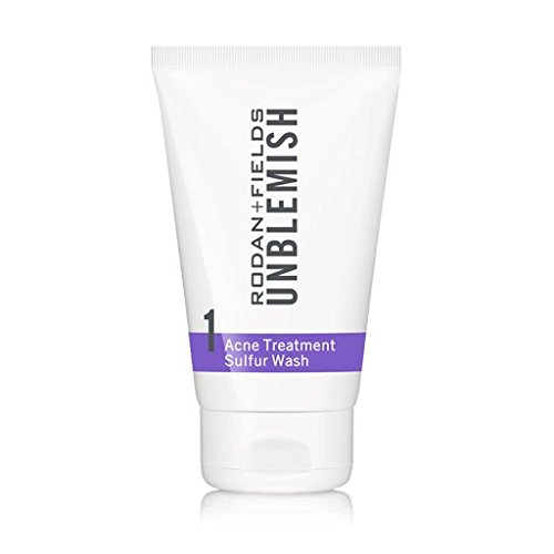 Rodan + Fields UNBLEMISH Gentle Exfoliating Acne Wash