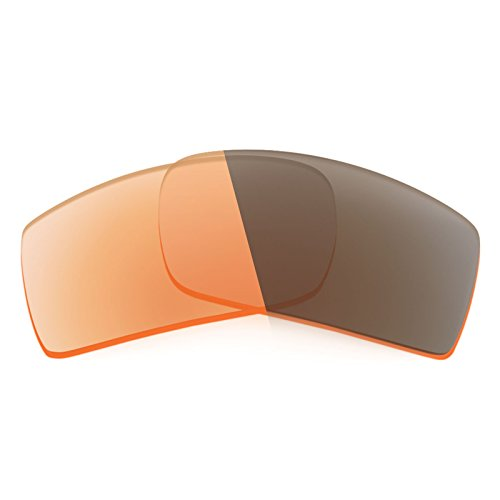 Verres de rechange pour Electric Hoy Inc — Plusieurs options Elite Adapt Orange photochromique