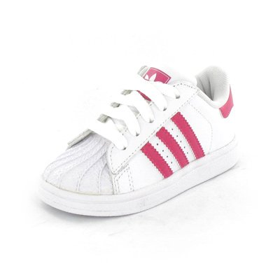 basket adidas superstar bebe fille