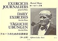 Moyse: Daily Exercies for the Flute