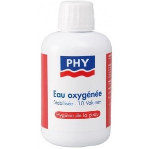 Phy Stabilised Hydrogen Peroxide 10 Volume Skin Hygiene Care 250ml Amazon Co Uk Health Personal Care
