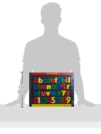 Magnetic Chalkboard/Dry Erase Board - (Child)