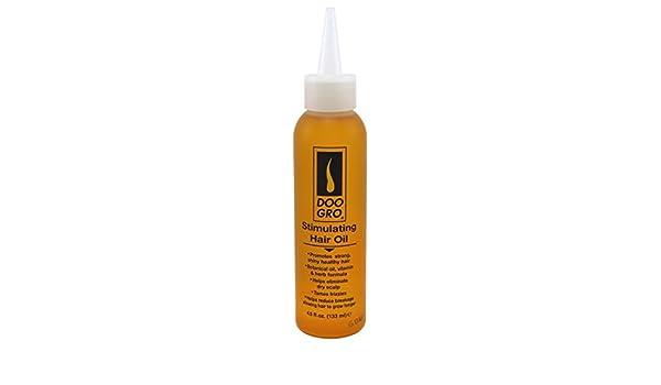 Doo Gro - Aceite estimulante para crecimiento (125 ml): Amazon.es: Belleza