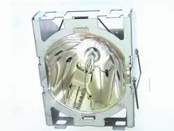 Replacement for Mitsubishi X100e Lamp /& Housing Projector Tv Lamp Bulb by Technical Precision