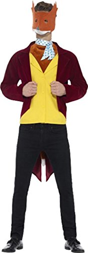 Roald Dahl Fantastic Mr Fox Costume Red Chest 42