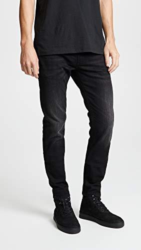 Denim Nero Uomo Straight 02 Black Jeans 069bh Diesel 1qwfw