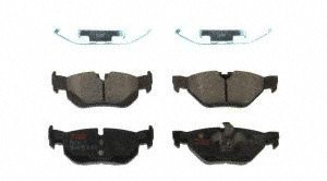 Ultimate Ceramic Rear Brake Pads - 3