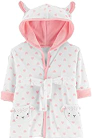 Just One You Made by Carter's Unisex Baby Animal Hooded Bath Ro