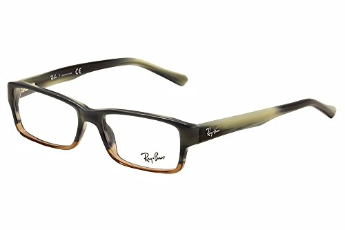 Eyeglasses Ray-Ban Vista RX 5169 5543 BLUE HORN GRAD TRASP - 5169 Rayban