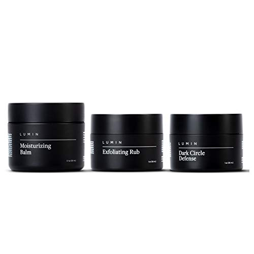 Correction Trio Collection for Men: 3 Piece Kit to Help with Tired Eyes, Dark Spots, Uneven, and Dull Skin - Includes… 1