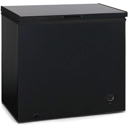 Arctic King 7 cu ft Chest Freezer, Black by Arctic King